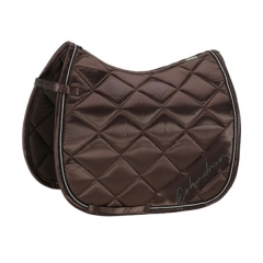 Schabracke Satin Diagonal brown