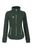 Iris Bayer Fleecejacke Cora army green